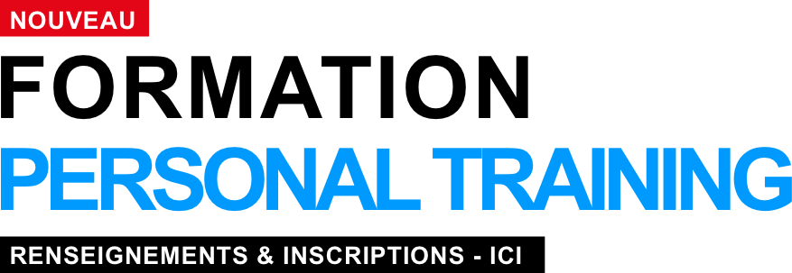 Formation Personal Trainer Luxembourg